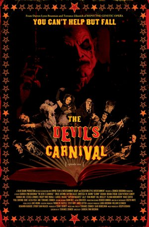 The Devil's Carnival (2012) DVD Release Date