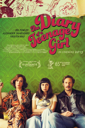 The Diary of a Teenage Girl (2015) DVD Release Date
