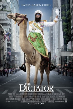 The Dictator (2012) DVD Release Date
