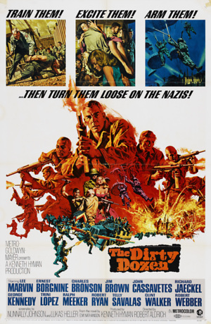 The Dirty Dozen (1967) DVD Release Date