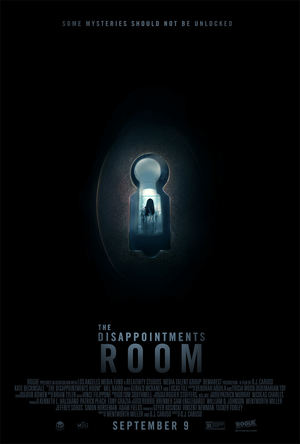 The Disappointments Room (2016) DVD Release Date