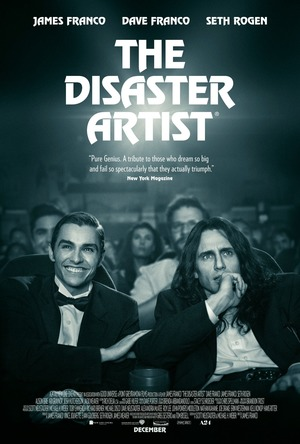 The Disaster Artist (2017) DVD Release Date