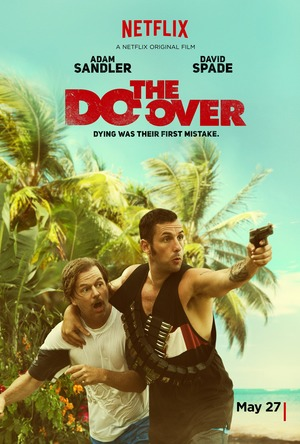 The Do Over (2016) DVD Release Date