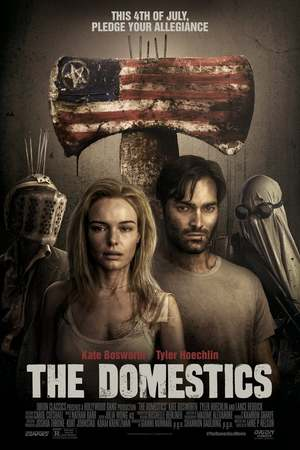 The Domestics DVD Release Date November 20, 2018