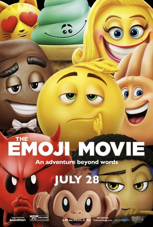 The Emoji Movie (2017) DVD Release Date