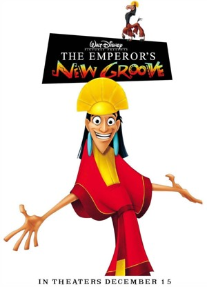 The Emperor's New Groove (2000) DVD Release Date