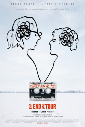 The End of the Tour (2015) DVD Release Date