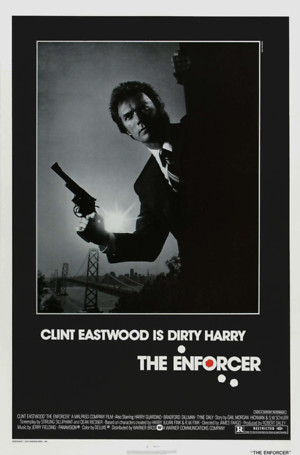 The Enforcer (1976) DVD Release Date