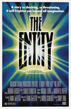 The Entity (1982) DVD Release Date