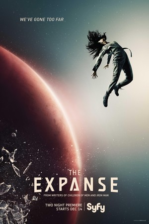 The Expanse (TV Series 2015- ) DVD Release Date