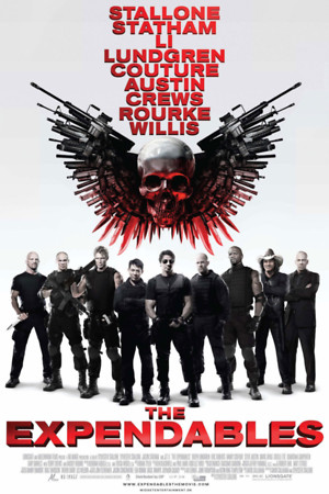 The Expendables (2010) DVD Release Date