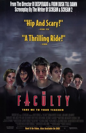 The Faculty (1998) DVD Release Date