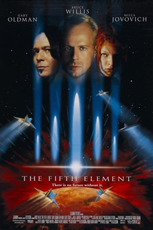 The Fifth Element (1997) DVD Release Date