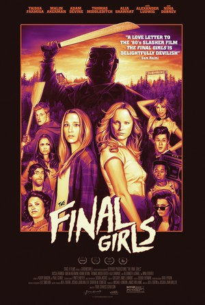 The Final Girls (2015) DVD Release Date