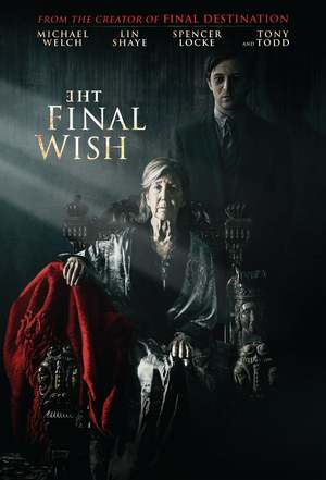 The Final Wish DVD Release Date March 19, 2019