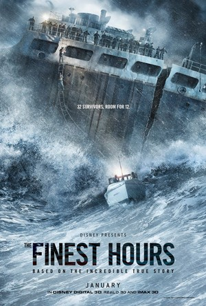 The Finest Hours (2016) DVD Release Date