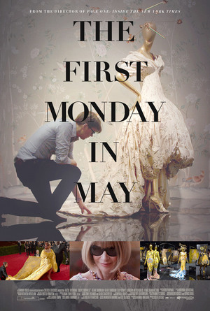 The First Monday in May (2016) DVD Release Date