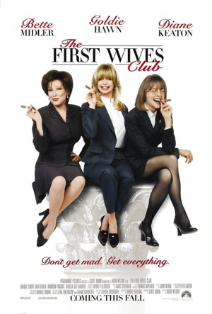The First Wives Club (1996) DVD Release Date