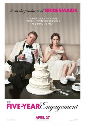 The Five-Year Engagement (2012) DVD Release Date
