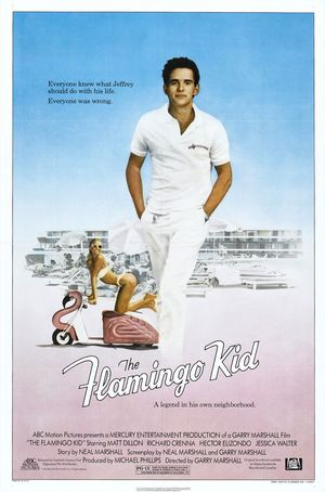 The Flamingo Kid (1984) DVD Release Date