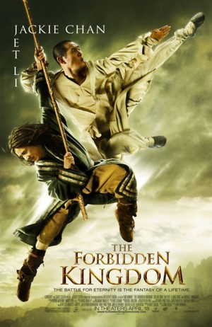 The Forbidden Kingdom (2008) DVD Release Date