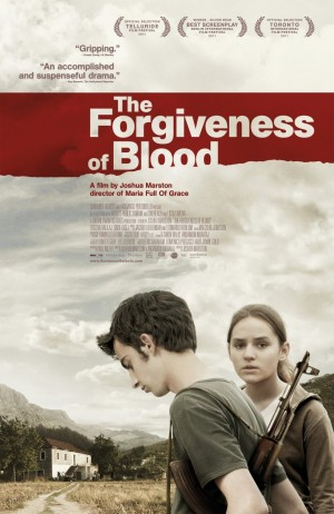 The Forgiveness of Blood (2011) DVD Release Date