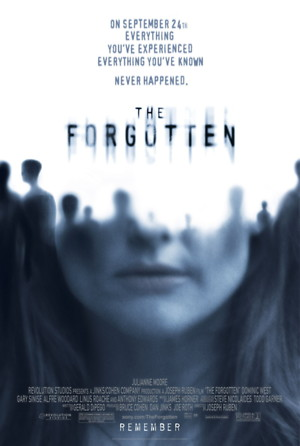 The Forgotten (2004) DVD Release Date
