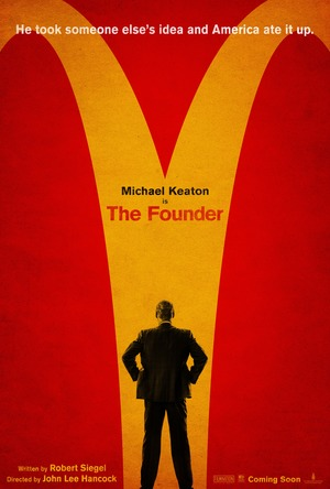 The Founder (2016) DVD Release Date