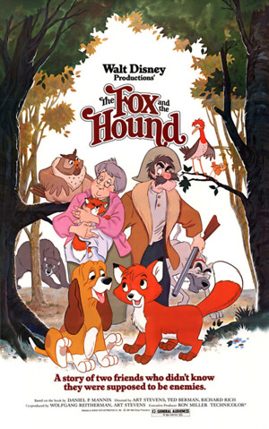 The Fox and the Hound (1981) DVD Release Date