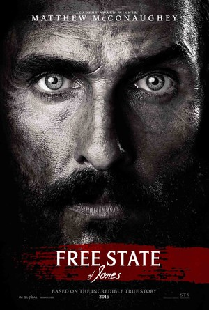 Free State of Jones (2016) DVD Release Date