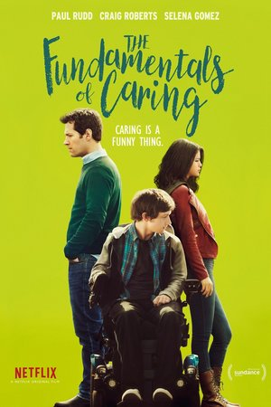The Fundamentals of Caring (2016) DVD Release Date
