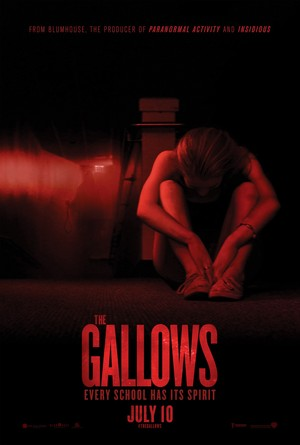 The Gallows (2015) DVD Release Date