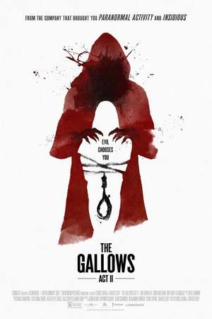 The Gallows Act II (2019) DVD Release Date