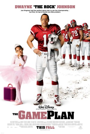 The Game Plan (2007) DVD Release Date