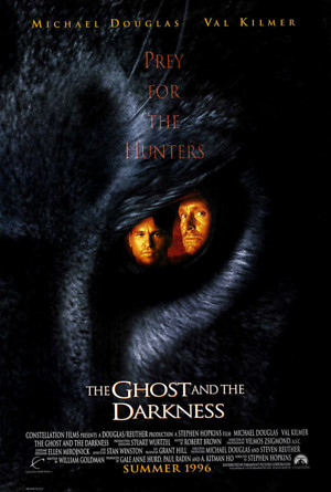 The Ghost and the Darkness (1996) DVD Release Date