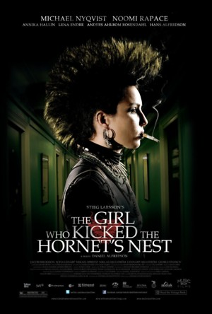 The Girl Who Kicked the Hornets' Nest (2009) DVD Release Date