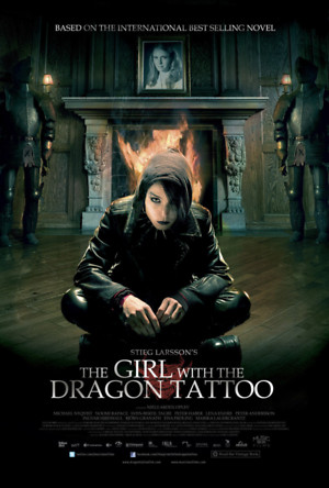 The Girl with the Dragon Tattoo (2009) DVD Release Date