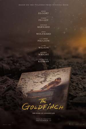 The Goldfinch (2019) DVD Release Date