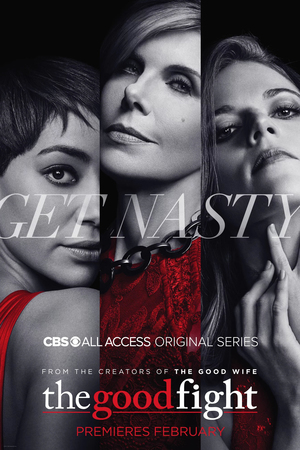 The Good Fight (TV Series 2017- ) DVD Release Date