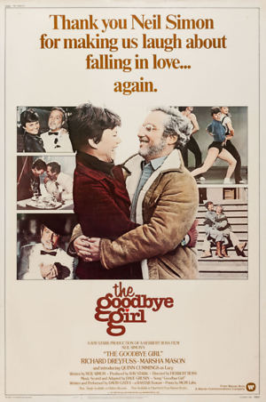 The Goodbye Girl (1977) DVD Release Date