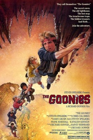 The Goonies (1985) DVD Release Date