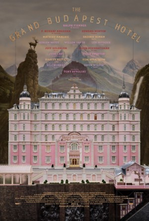 The Grand Budapest Hotel (2014) DVD Release Date
