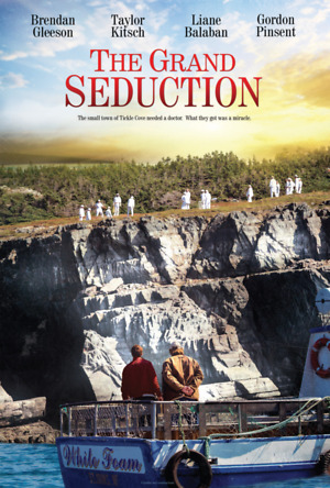 The Grand Seduction (2013) DVD Release Date