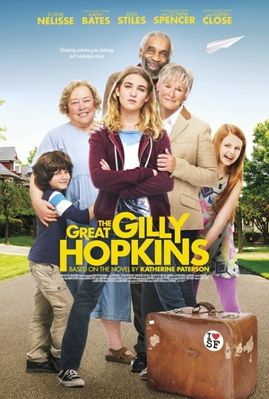 The Great Gilly Hopkins (2016) DVD Release Date