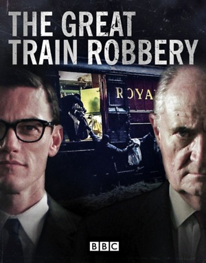 The Great Train Robbery (TV Mini-Series 2013) DVD Release Date