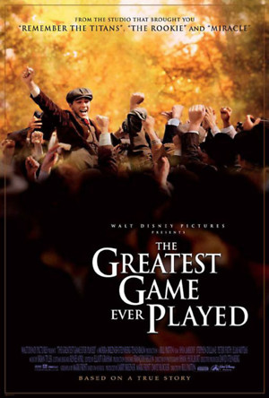 The Greatest Game Ever Played (2005) DVD Release Date