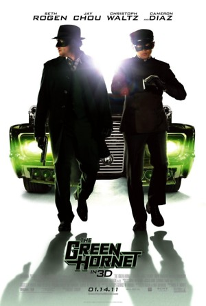 The Green Hornet (2011) DVD Release Date