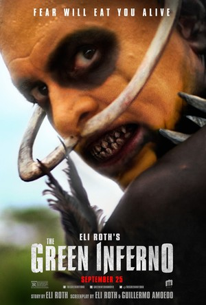Green inferno release date in Australia