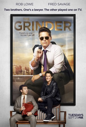 The Grinder (TV Series 2015- ) DVD Release Date