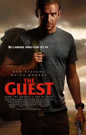 The Guest (2014) DVD Release Date